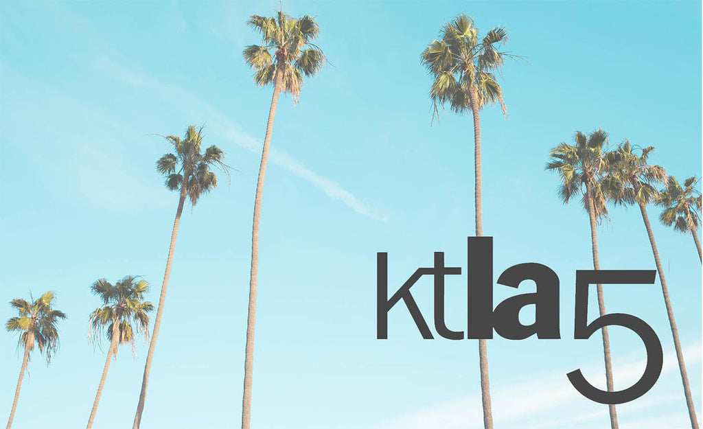KTLA includes Lily Trotters in a fitness giveaway