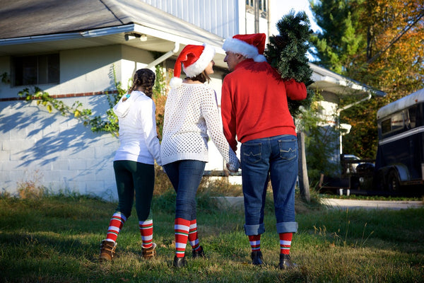 December 2016: Stuff your stockings with life-changing compression socks!