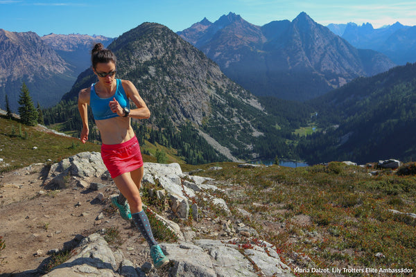 Lily Trotters Compression welcomes elites to their recently launched ambassador team.