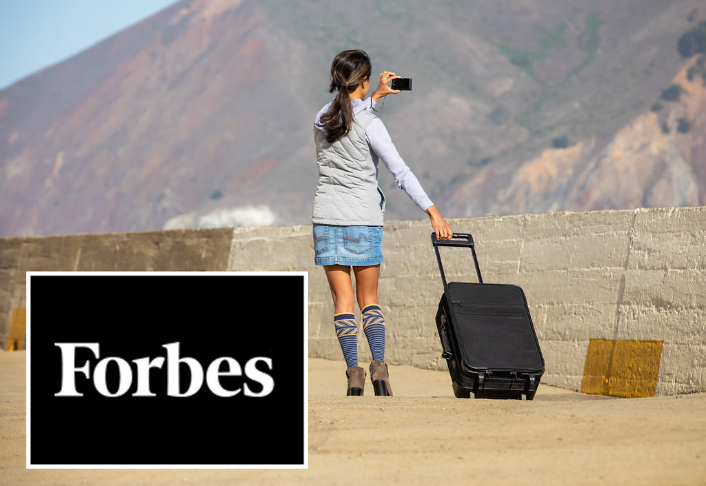 Forbes Features Lily Trotters as a Gift that Gives Back