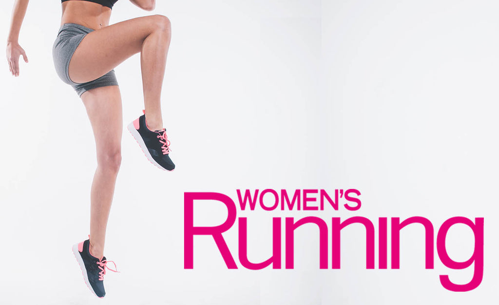 Women's Running gives Lily Trotters their seal of approval