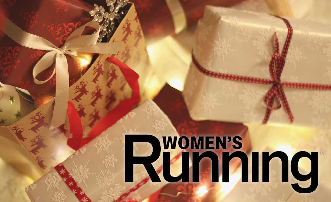 Women's Running Holiday Wish List Feature!