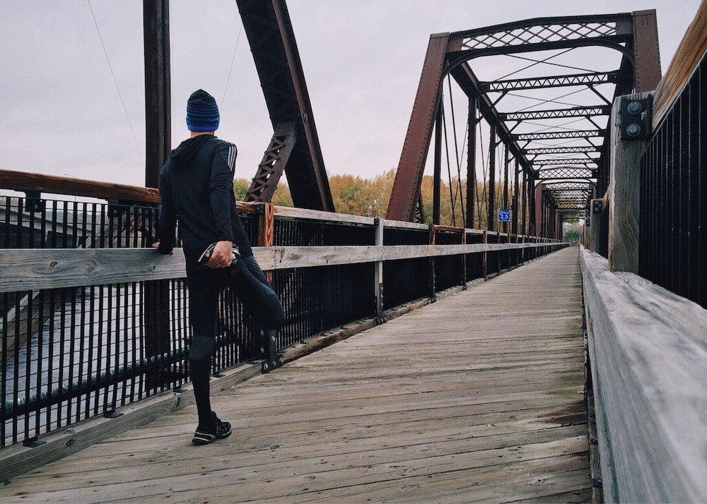 Why You Should Train for Your Half-Marathon from the Feet Up