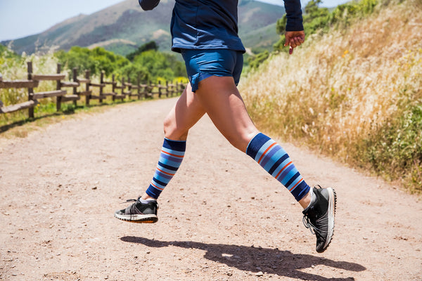 Lily Trotters Introduces Breakthrough NEW Signature Compression Calf Sleeves