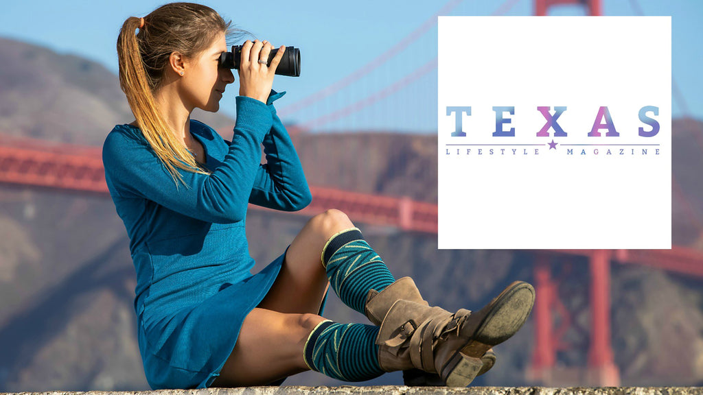 Texas Lifestyle Magazine says Lily Trotters are Essential for a Healthier YOU!