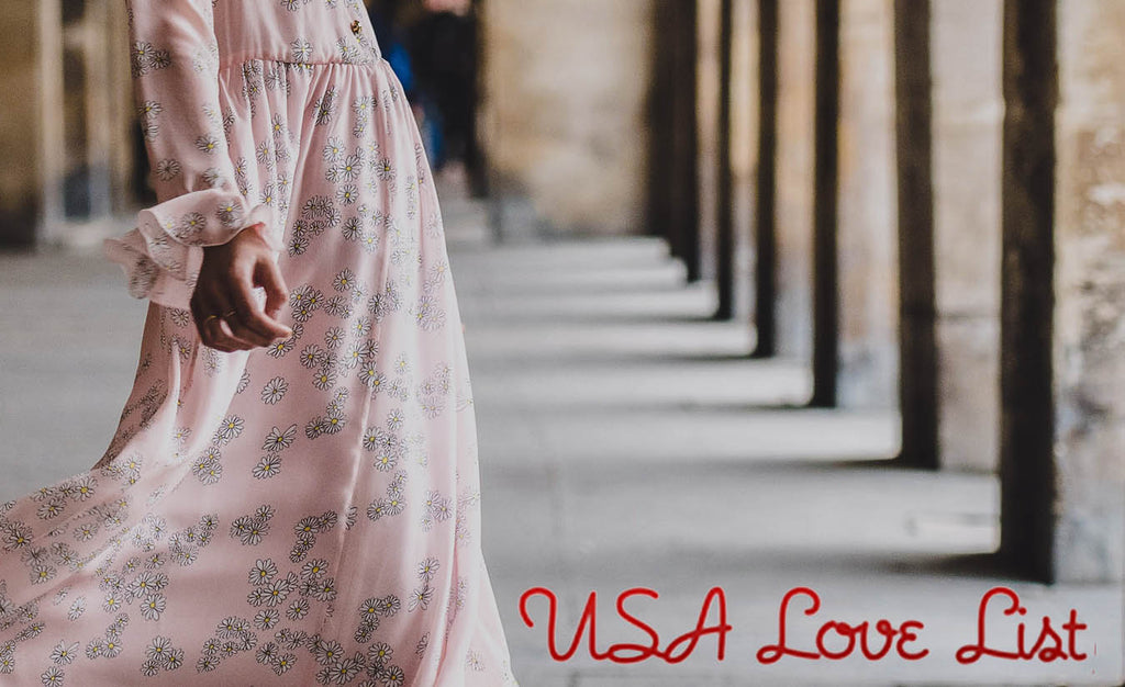 USA Love List features Lily Trotters