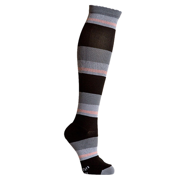 Closeout Candy Stripes© - Black