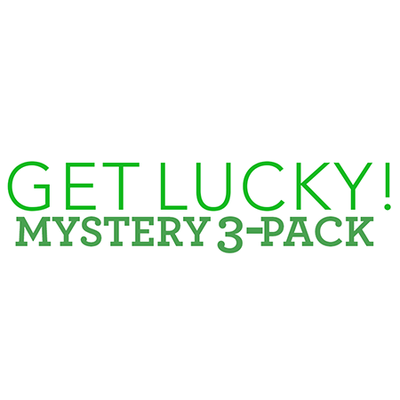 GET LUCKY ☘️ Mystery 3-Pack