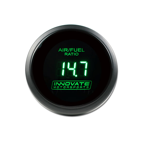 Innovate Motorsports DB Gauge Wideband Air / Fuel Ratio Green Color Gauge Only