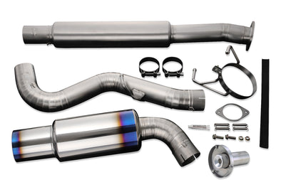 Tomei Expreme Titanium Exhaust System for FRS / 86 / BRZ - ZN6 / ZC6 Type 80