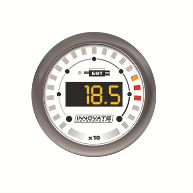 Innovate Motorsports MTX-D Exhaust Gas Temperature EGT Gauge Single Function