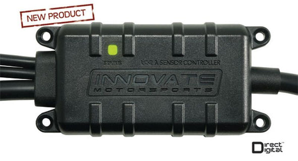 Innovate Motorsports LC-2 Digital Wideband Lamba 02 Controller Kit W/o O2 8 ft