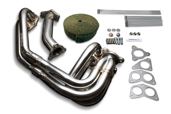 Tomei Expreme Exhaust Manifold Unequal Length for Subaru WRX STI Single Scroll