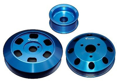Cusco Aluminum Light Weight Pulley Set For Toyota 86 Scion FRS Subaru BRZ