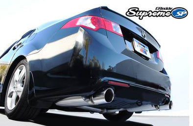 Greddy Supreme SP Exhaust System for 2009-14 Acura TSX
