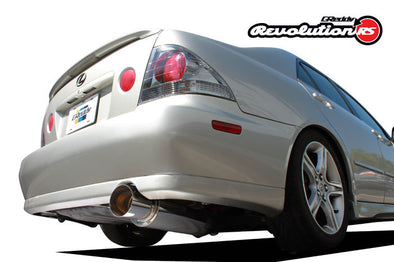 Greddy Revolution RS Exhaust System for 2001-05 Lexus IS300