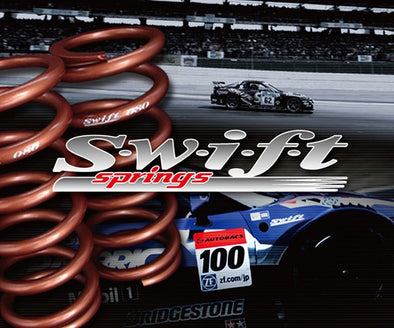 Swift Springs Sport Springs Spec R For 2002 - 06 Mini Cooper R53