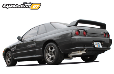 Greddy Evolution GT Exhaust System for 1989-91 Nissan Skyline R32 GTR
