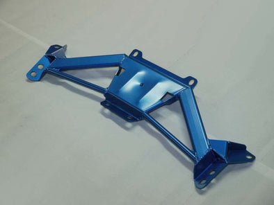 Cusco Power Brace, Cross Member, 2008-14 Subaru WRX STI GVB GRB