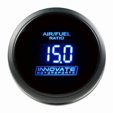 Innovate Motorsports DB Gauge Wideband Air / Fuel Ratio Blue Color Gauge Only