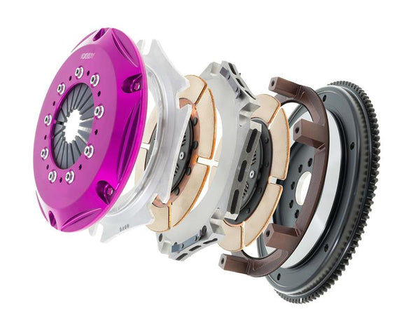 Exedy Hyper Twin Clutch Stage 4 for 1991-99 S13 / S14 Silvia SR20DET 5 Speed