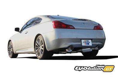 Greddy Evolution Exhaust System for 2007-14 Infiniti G37 S Coupe