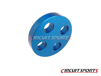 Circuit Sports Aluminum Steering Linkage Bushing Spacer for 1989-94 Nissan S13