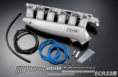 Greddy Intake Manifold Plenum for 1995-98 Nissan Skyline ECR33 RB25DET