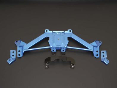 Cusco Power Brace, Front Cross Member, for 2015+ Subaru WRX STi (VAF) only.