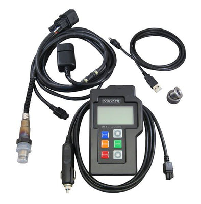 Innovate Motorsports LM-2 Air/Fuel Ratio Meter, Single O2 Sensor Basic Kit