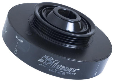 Fluidampr Harmonic Damper for 1990-01 Honda / Acura B Series Engines