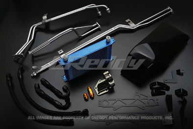 Greddy 6 Speed DCT Transmission Oil Cooler for 2012+ Nissan R35 GTR