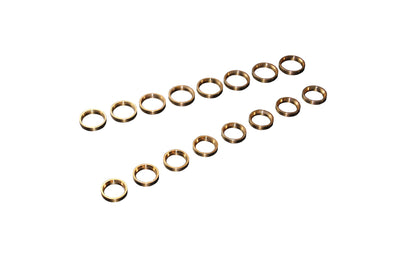 Tomei Beryllium Ring Set For Subaru WRX STI EJ205 / EJ207 / EJ255 / EJ257