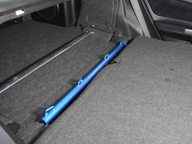 Cusco Power Brace, Rear Trunk Plus, for 2015+ Subaru WRX STi (VAF) / WRX (VAG)