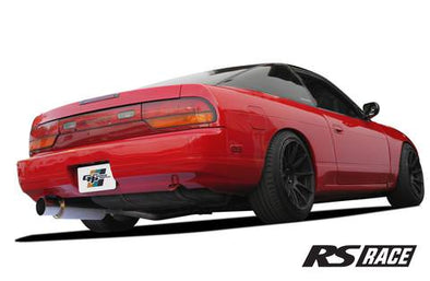 Greddy GPP RS Race Exhaust System for 1989-94 Nissan 240SX S13