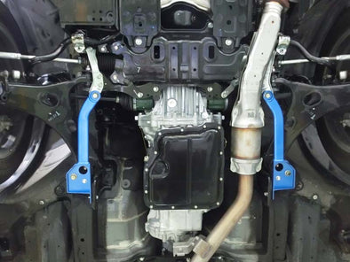 Cusco Power Brace, Front Side, for 2014+ Subaru Forester XT SJG