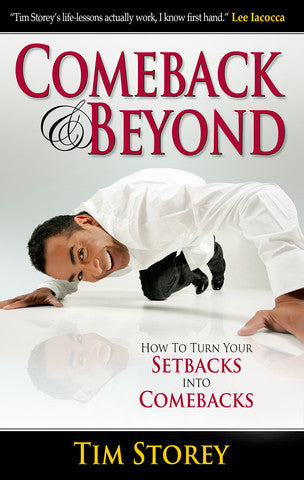 Comeback and Beyond E-book