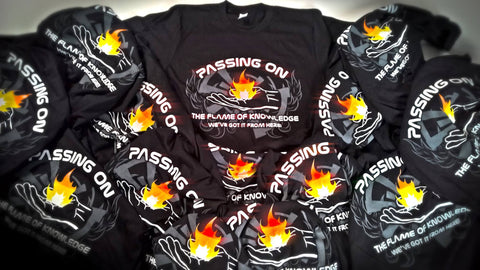 WGIFH Flame of Knowledge T-Shirt