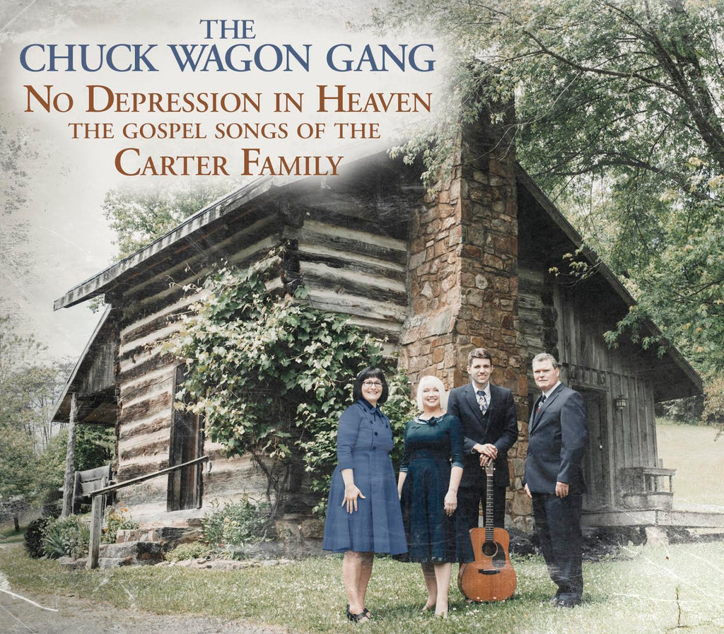 No Depression In Heaven: The Gospel Songs Of The Carter Family