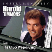 Harold Timmons - Instrumentally With The Chuck Wagon Gang