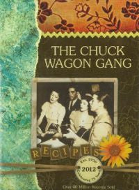 Cookbook - Chuck Wagon Gang Recipes