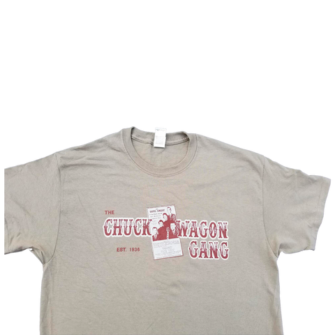 Chuck Wagon Gang T-shirt