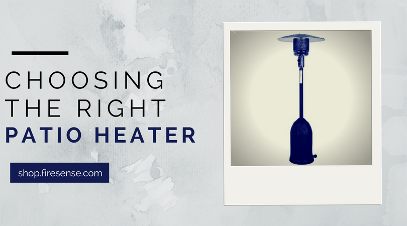 Choosing the Right Patio Heater