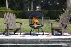 "28"" Bon Fire Patio Fireplace"