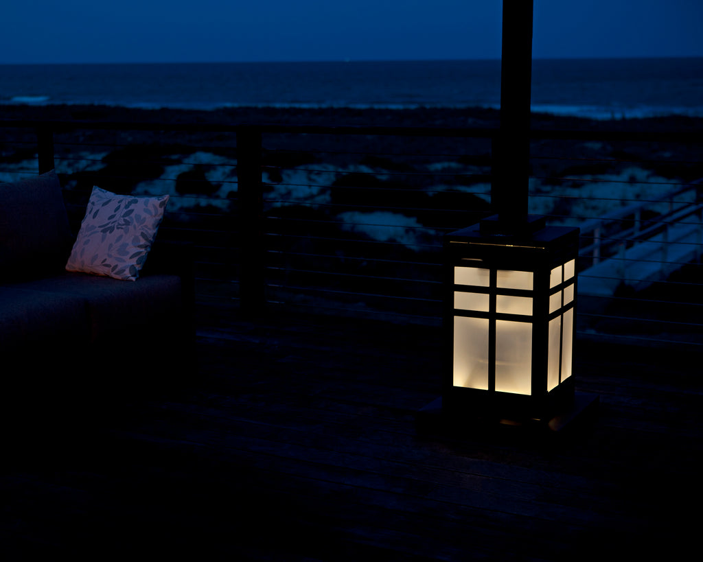 Dauphine Mocha Finish LED-Illuminated Patio Heater (Costco.com Exclusive)