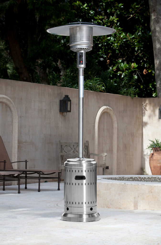 Stainless Steel Commercial Patio Heater (Costco.com Exclusive)