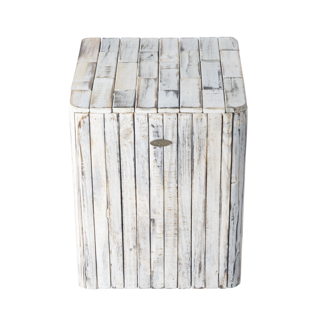Michael Square Indoor/Outdoor Garden Stool/Table
