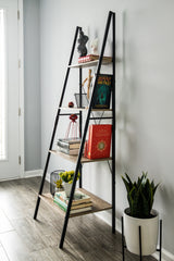 Tribeca A-frame Ladder Shelf