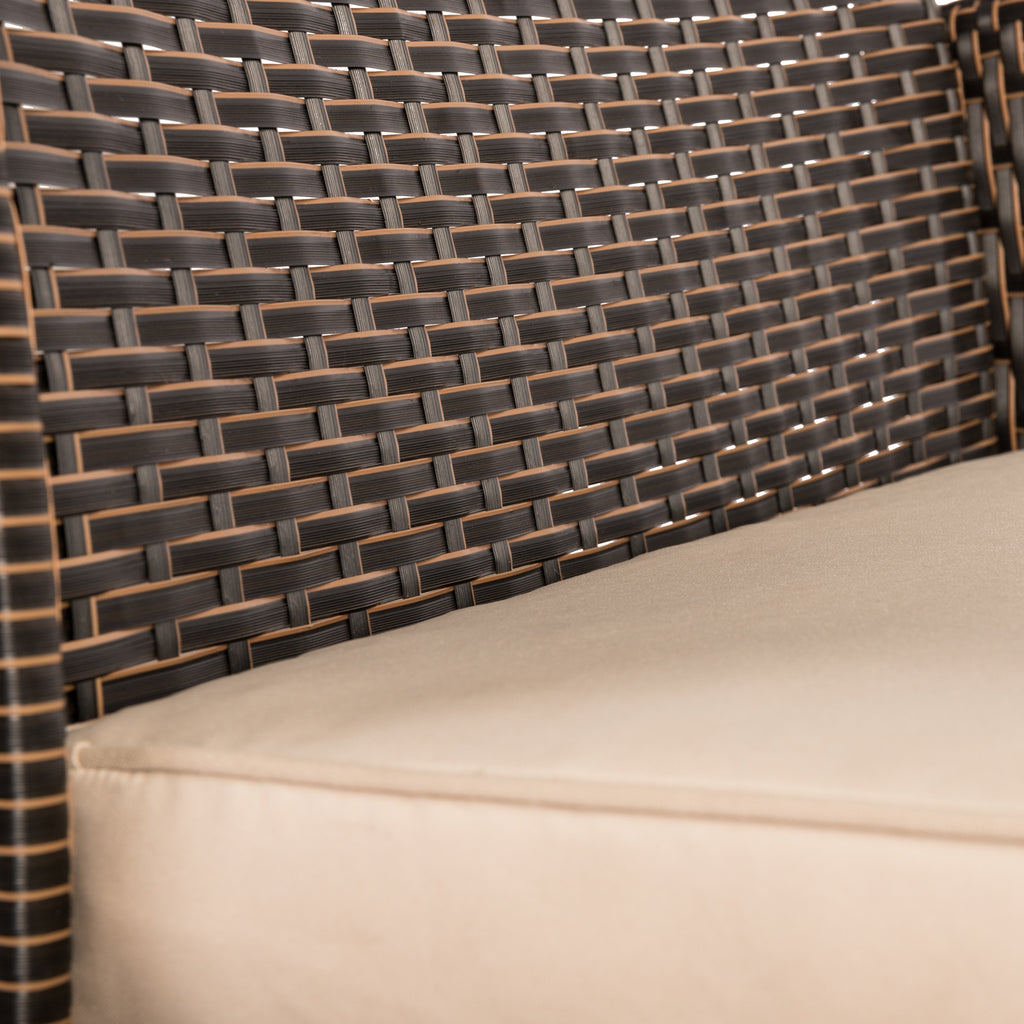 Bondi Wicker Outdoor Armchair