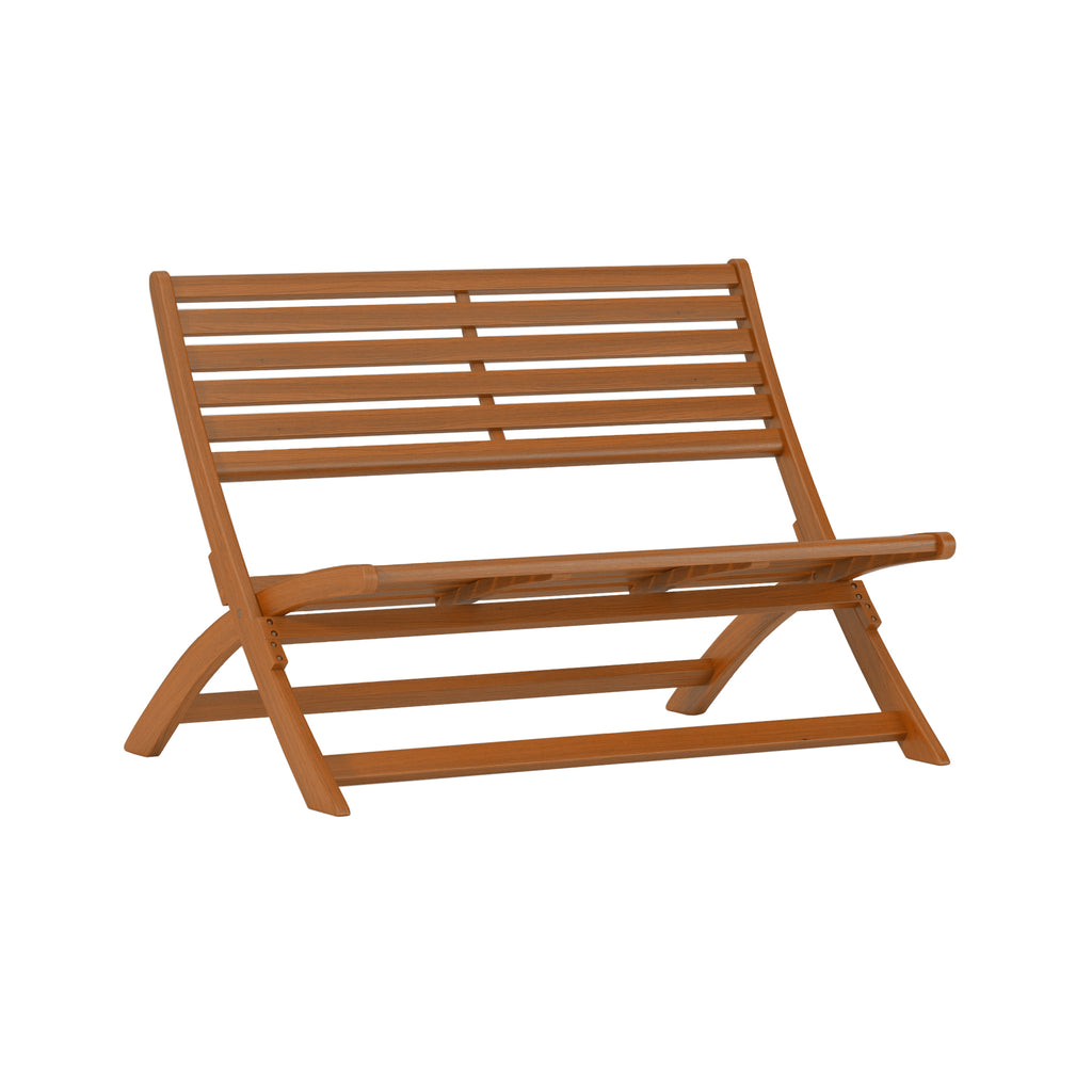 Verso Indoor/Outdoor Folding Bench
